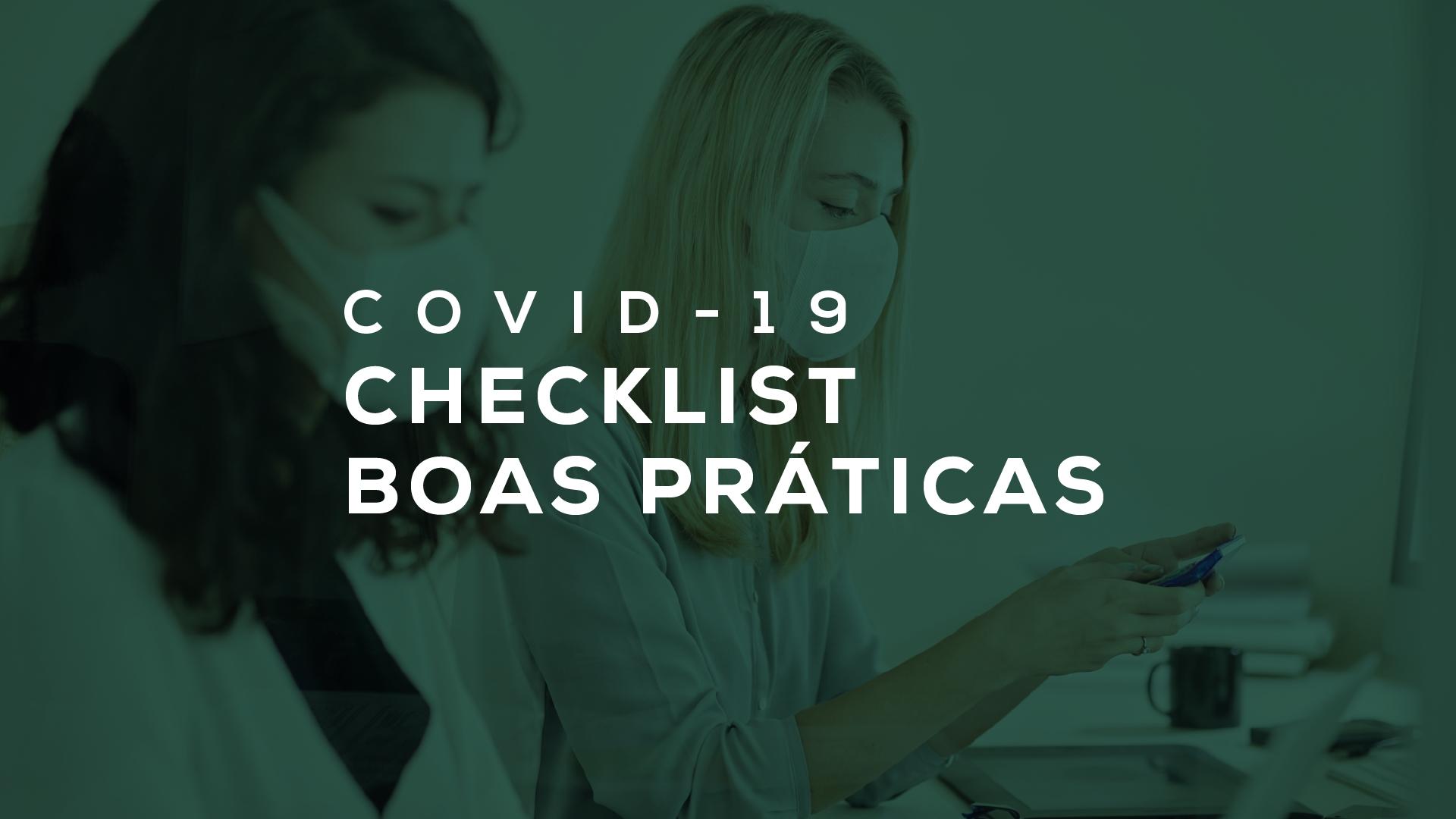 acervo_covid 07. Checklist boas praticas covid
