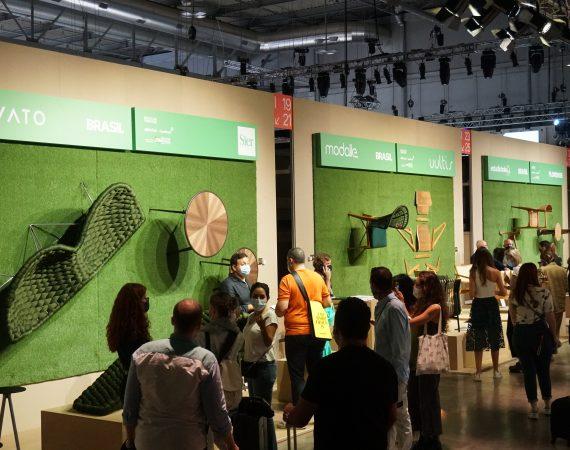 BRASIL é destaque na edição especial do Salone del Mobile.Milano 2021