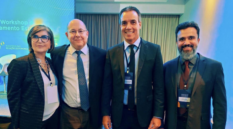 Entidades conveniadas à Apex-Brasil participam de Workshop de Alinhamento Estratégico 2022
